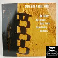 Hal Galper Quintet – Speak With A Single Voice 1982 lp 4006 - Jazz - NM
