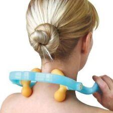 Shiatsu Neck Massager Massage Body Pain Relief 2 Head Trigger Acupressure Point