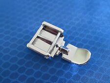 DOMESTIC SEWING MACHINES CLIP ON ZIPPER ZIP FOOT FOR BROTHER JANOME SINGER