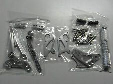 SUZUKI GSX R 1000 K9 L0 L1 L2 L3 L4 L5 L6 Trasero Kit Reposapiés