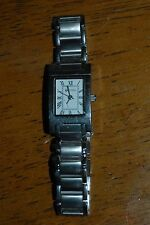 SILPADA - T1794 - Stainless Steel Watch w/ Link Band & Tri-Fold Clasp - RET