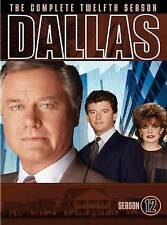 Dallas --- The Complete Twelfth Season --- (DVD, 2010, 3-Disc Set)