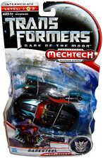 Transformers Dark of the Moon Darksteel Action Figure MIB DOTM Toy Deluxe Class