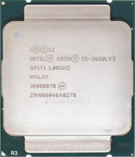 Intel Xeon E5-2650L-V3 (SR1Y1) 1.80GHz 12-Core LGA2011-3 CPU