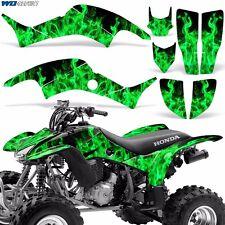 Graphic Kit Honda TRX 400ex ATV Quad Decal Sticker Wrap TRX400 EX 99-07 ICE GREN