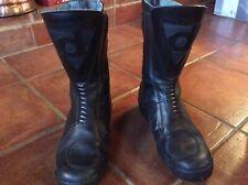 Daytona Gore-Tex Motorcycle Boots Size 42