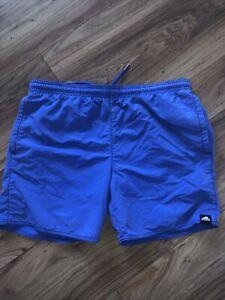Boys Adidas Swim Shorts Age 15-16 Years Ex Condition