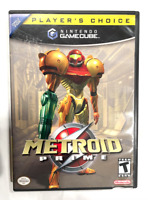 Metroid Prime Nintendo Gamecube Tested ++ Working & Authentic!