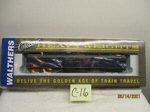 C16 Walthers HO 932-10516 Heavyweight ACF 70' Baggage Car L&N