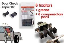 Toyota Yaris I P10 Door Check Repair Kit (4 doors) Strap Stopper Replace