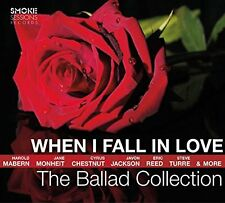 Harold Mabert Trio - When I Fall in Love The Ballad Collection [CD]