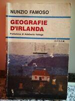 Geografie d'Irlanda di Nunzio Famoso,  1997,  C.u.e.c.m -F