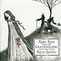 Regina Spektor - Mary Ann Meets the Gravediggers & Other Short [New CD] Bonus DV