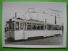 AK Ansichtskarte Postkarte Straßenbahn Zug 5790 aus TW 1924 + BW 53 BVG Berlin