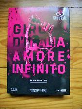RoadBook officiel 101 Giro d'Italia 2018 anglais cycling cyclisme Tour de France