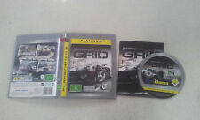 Racedriver GRID PS3 Game
