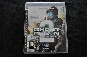 Tom Clancy's Ghost Recon Advanced Warfighter 2 Playstation 3 PS3