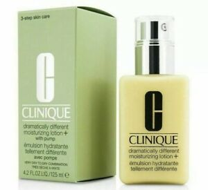 Clinique Dramatically Different Moisturizing Gel with Pump - 125ml