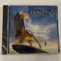 The Lion King [Original Motion Picture Soundtrack] by Hans Zimmer (Composer) CD