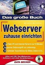Das große Buch DSL-Server zu Hause. von Björn Ahrens   Buch   Zustand sehr gut