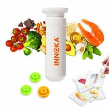10-Piece  Reusable Sous Vide Bags Kit BPA Free Food  Storage Vacuum Sealed Bags