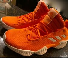 New Adidas 2018 PRO Bounce Men's Size 13.5 Basketball Shoes Sneakers AH2671