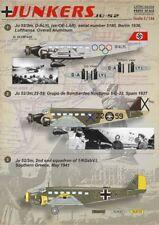 Imprimé échelle 1/144 Junkers Ju-52. # 14404