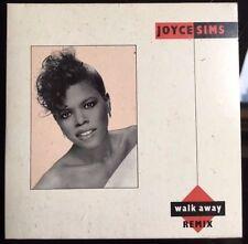 Joyce Sims – Walk Away Remix CD