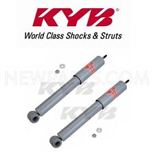 Volvo 850 C70 S70 V70 Pair Set of 2 Rear Shock Absorbers KYB Gas-A-Just KG5747