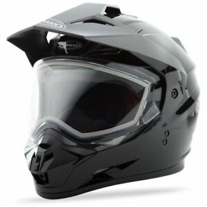 GMax GM11S Snow Helmet-Black