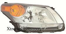 SCION XD 2013 2014 RIGHT PASSENGER HEADLIGHT HEAD LAMP FRONT LIGHT NEW