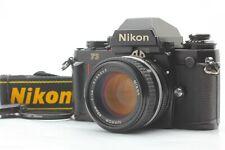 [EXC+5] Nikon F3 Eye Level Camera Body + Nikkor Ai-s 50mm f1.4 Lens From Japan