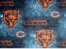 NFL Chicago Bears tye dye 100% cotton, Welding, Biker, pipefitter,4 panel hat