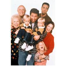 Everybody Loves Raymond Family Doris Roberts Posing with Kids 8 x 10 inch photo
