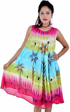 10 Pcs Australian Casual Rayon Summer Maxi Day Dress