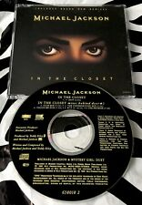 Michael Jackson - In The Closet Rare CD Single