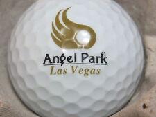 (1) ANGEL PARK LAS VEGAS NEVADA GOLF COURSE LOGO GOLF BALL