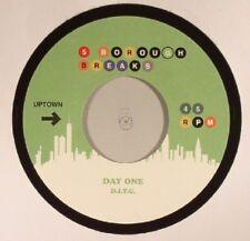 """D.I.T.C. / Oliver Sain Day One / On The Hill 7"""" rap hip hop funk OG breaks 45"""