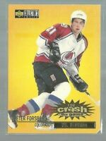 1997-98 Collector's Choice Crash the Game #C21A Peter Forsberg FLO L (ref49201)