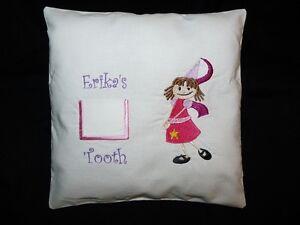 Tooth Fairy Pillow - Princess