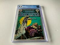 HOUSE OF SECRETS 116 CGC 9.2 COOL WRAITH COVER HORROR DC COMICS 1974