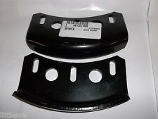 NEW JOHN DEERE SHOE RUNNERS(2) FOR TRACTOR MOUNTED SNOW THROWERS M135188