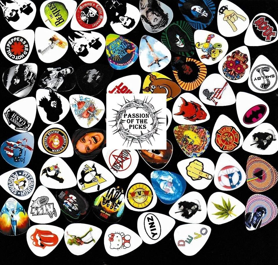PASSION OF THE PICKS