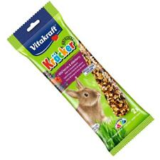 Vitakraft Rabbit Stick Hanging Berry & Elderberry Cage Hutch Treat 2x2 PK 25777