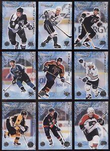 2000-01 TOPPS STARS NHL HOCKEY CARD 1 TO 150 SEE LIST