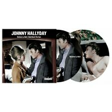 Johnny Hallyday - Picture Disc N°03 Retiens La Nuit/Hold Back The Sun (Vinyle 7'