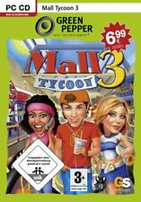 Mall Tycoon 3 [Green Pepper] PC USED