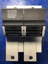 ALLEN BRADLEY 1492-FB2J30-L Fuse Holder with Indicator