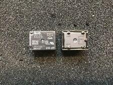 JS1-5V NAIS/AROMAT Relay 5VDC 69.4 Ohms 5ADC/10AAC SPDT 4 PCS
