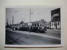 N110 1940s NZH TRAMWAYS - TRAM No B518 PHOTO Netherlands Noord-Zuid-Hollandsche